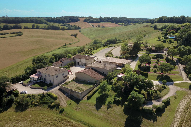 Domaine Le Castagne Abc Salles
