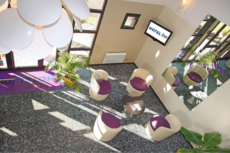 Hôtel Inn Design Resto Novo