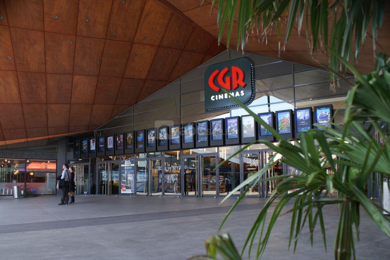 Cinéma CGR Torcy - Marne la Vallée