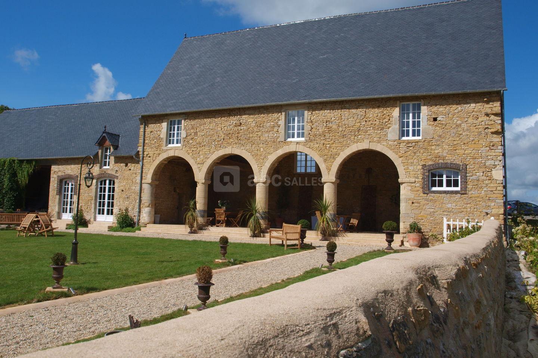 Manoir de Chivré