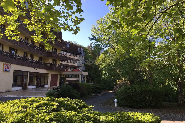 Hôtel du Laca