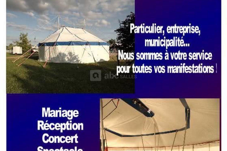 Chapiteau de Cirque Chap Pour Tous