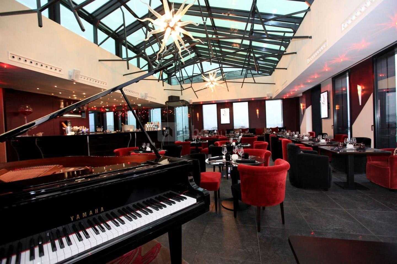 Vertigo Restaurant Skybar