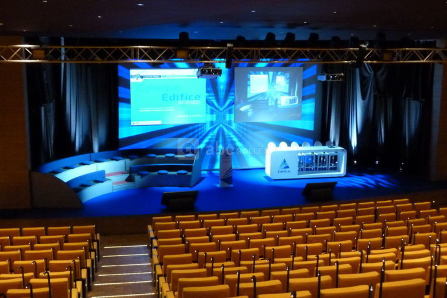 Centre De Conferences D Orleans Abc Salles