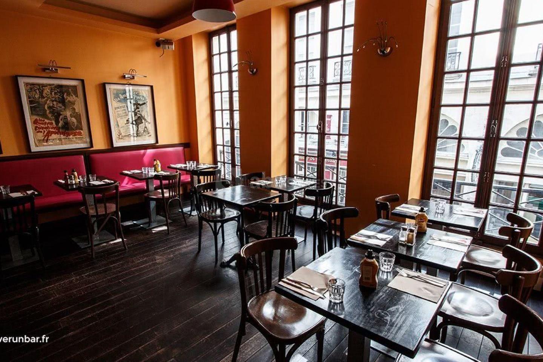 Restaurant Pdg Rive Gauche
