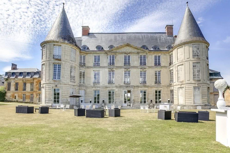 Château d'Henonville