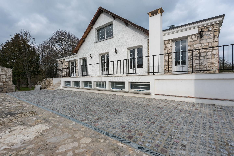 La Villa Des Bords De Seine Abc Salles