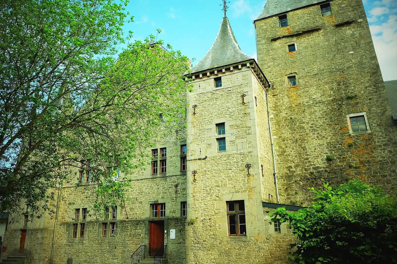 Château de l'Avouerie d'Anthisnes