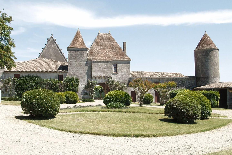 Château Castegens Salle