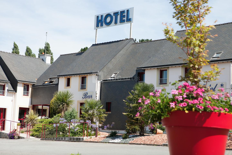 Hôtel Le Branhoc Logis Brit Hotel