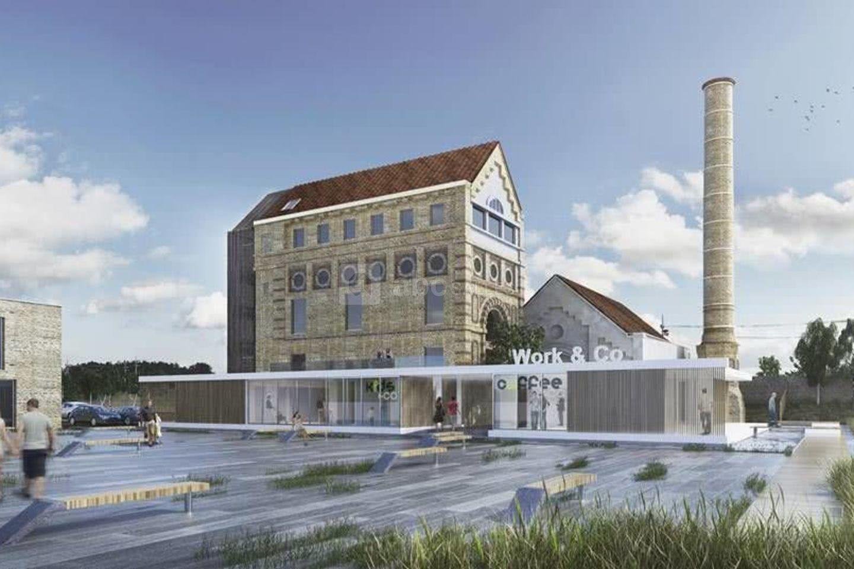 Salles de Work&co Dunkerque
