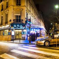 Restaurant Bar A Huitres Place des Vosges