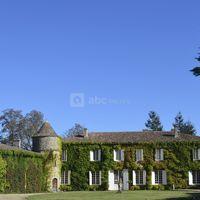 Château Lardier l'été