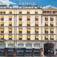 Hôtel Bristol Genève façade