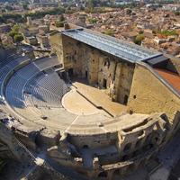 Théâtre Antique et Musee d'Orange