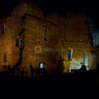 Ruines illuminées