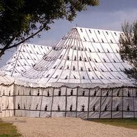 Les tentes berbères : un cachet certain!
