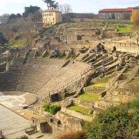 Le théâtre gallo-romain de lyon