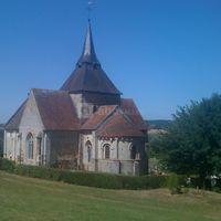 L'église d'autheuil (xii ème siècle)