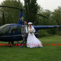 Bapteme helico pour mariage ou seminaire ou autres