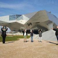 Musée des Confluences -  Grand Défi de Confluence