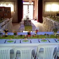 Exemple de réception champêtre