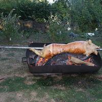 A la découverte de la cuisson du cochon