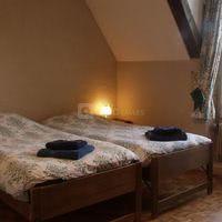 Chambre à deux lits - duc d'orange
