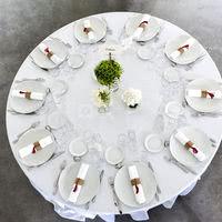 Dressage table de mariage