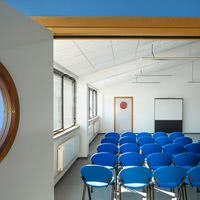 Vue salle de réunion