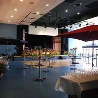 Grande salle en cocktail