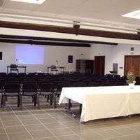 Salle valériane en format conférence