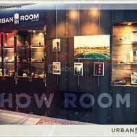Show room niche et étagère de présentation