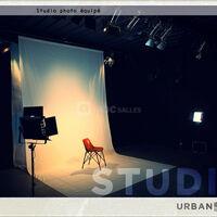 Studio shooting photo