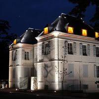 Château de Capdeville de nuit