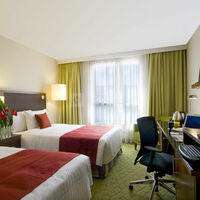 Chambre deluxe avec lits twin