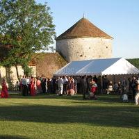 Ferme de la haute maison - un mariage estival