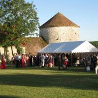 Un mariage estival à la ferme de la haute maison