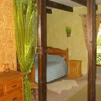Chambre style chalet