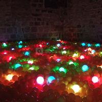 Anim - Light Balls