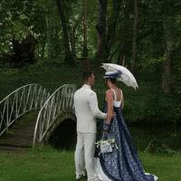 La mariée  bleue