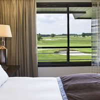 Chambre vue golf