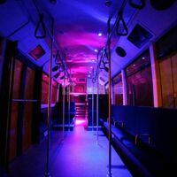 Soirée bus intérieur