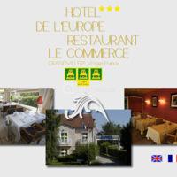 Hôtel restaurant de l'europe - partenaire de l'abbaye d'autrey