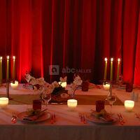 Exemple de décoration de table