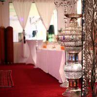 Réception au Riad Kechmara