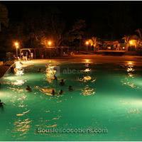 Soirée vip glamour avec piscine