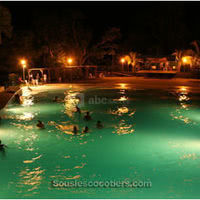 Piscine in the night