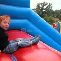 Structures gonflables pour anniversaires et autres