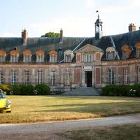 Château - cours d'honneur